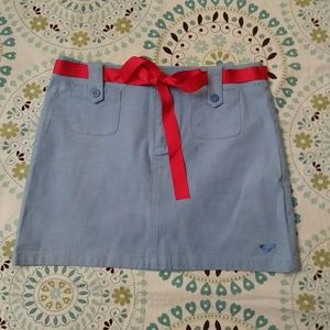 Roxy Skirt with a ribbon